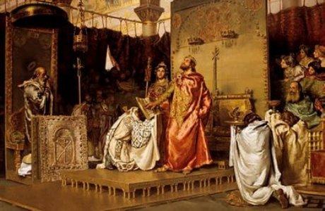 Resultado de imagen de Toledo, capital de Reino Visigodo