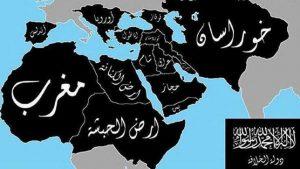 Mapa del Califato