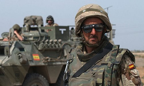 Imagen de Militares Españoles