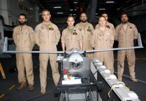 Imagen oficial de la Armada