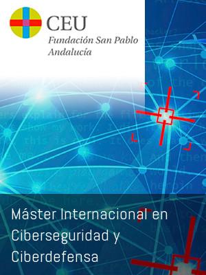 Master en Ciberseguridad y Ciberdefensa