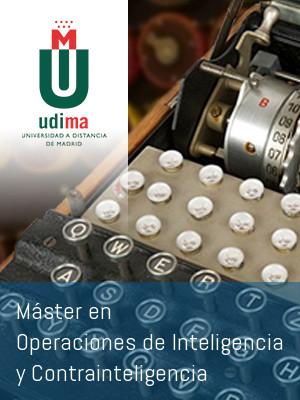 Master en Operaciones de Inteligencia y Contrainteligencia