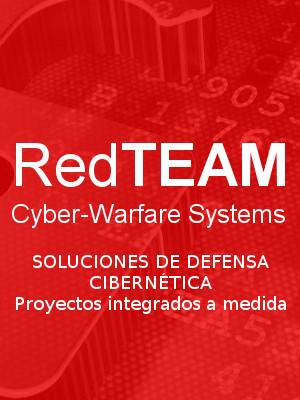 RedTEAM CW. Soluciones de defensa cibernética