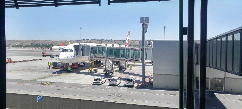 Aeropuerto. Foto propia