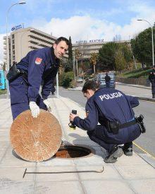 Acciones de la Policía Nacional. Fuente: Policía Nacional.