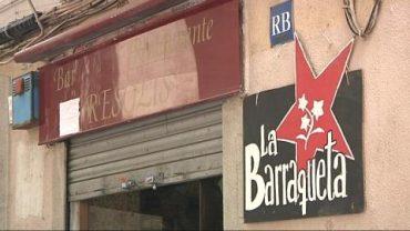 Frontal de La Barraqueta. Fuente: S.M.