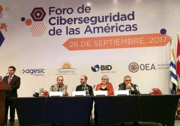El FIB, organizado por AGESIC, el organismo que lidera la estrategia de implementación de Gobierno Electrónico de uruguay. Fuente: AGESIC.