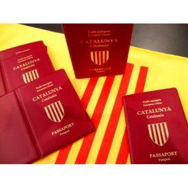 Posibles pasaportes catalanes. Fuente: S.M.