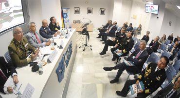 Una imagen del Seminario sobre Perú.