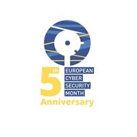 Imagen del Mes Europeo de la Ciberseguridad.