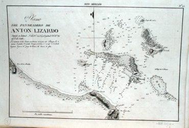Fondeadero de Antón Lizardo.