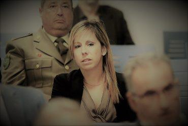 La responsable de Negocio de Escribano en Perú, Teresa Cabezón.