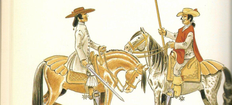 Regimiento provincial de Caballería de Querétaro (1776).