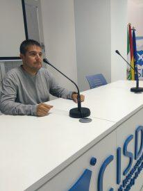 Rafael Alcoholado, ingeniero informático.