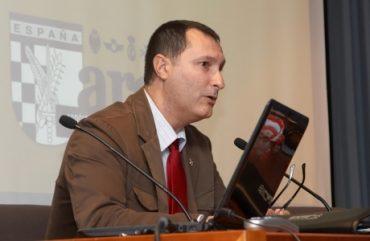 Santiago Carrasco Díaz-Masa, técnico superior en telecomunicaciones y profesor de CISDE.