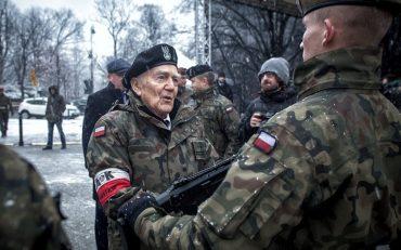 Reservistas o en activo, los militares polacos son herederos de una larga y orgullosa tradición militar.