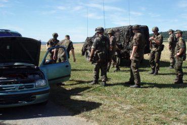 Las misiones de seguridad interna son un área prioritaria para el empleo de los reservistas alemanes.