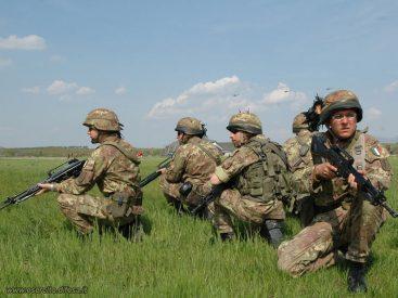 La Reserva militar italiana se enfrenta a la reforma de un modelo fallido.