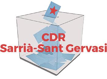 Imagen del CDR de Sarriá.