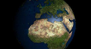 La globalización del mundo.