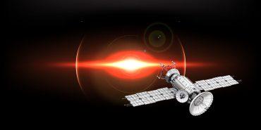 Infraestructura de satélites.