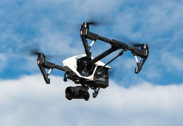 Los drones forman parte ya de los sistemas de vigilancia.