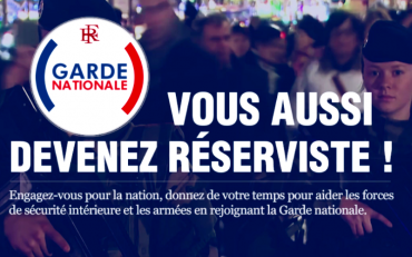 Francia ha adoptado nuevas medidas para atraer a más jóvenes a la Guardia Nacional.