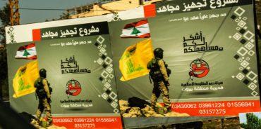 """""""Ahora mismo Hezbollah mantiene un perfil bajo por las elecciones, si no ya habría atacado"""", proclama el coronel."""