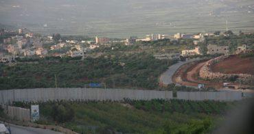Zona de influencia en el Líbano.